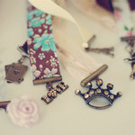 How To Make Vintage Bookmarks