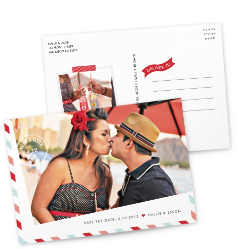 Save The Dates Postcards