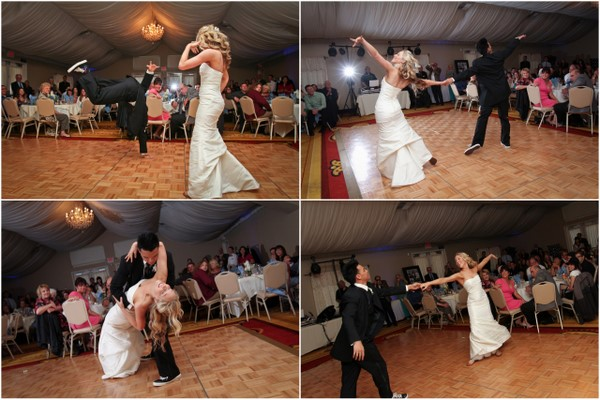 Wedding Dance Performance