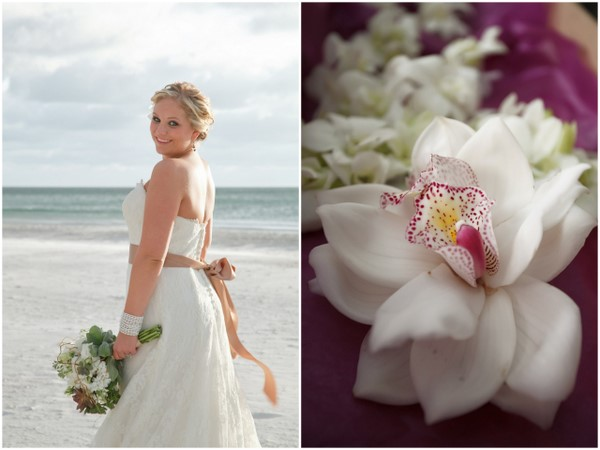 Beach Wedding Bouquet Flowers
