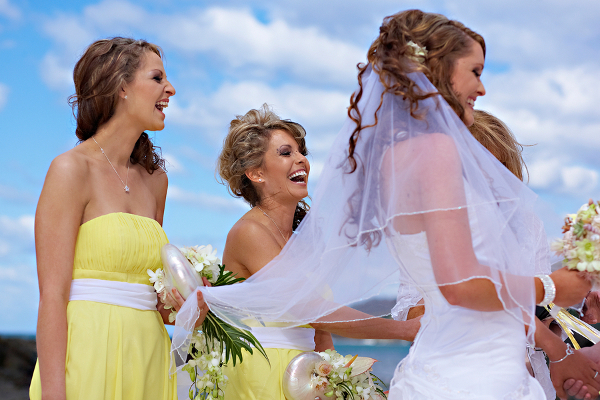 Beach Wedding Bridesmaid Dresses Ideas