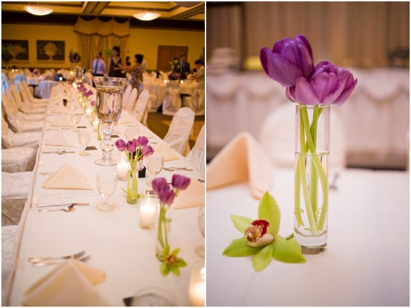 diy wedding centerpieces DIY Texas Wedding by Kimberly Chau Photography
