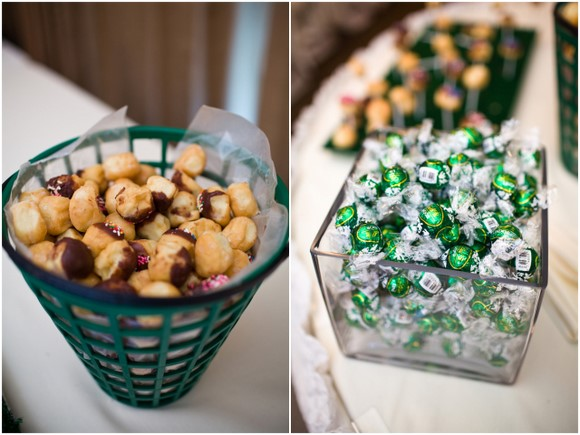 diy wedding dessert ideas DIY Texas Wedding by Kimberly Chau Photography