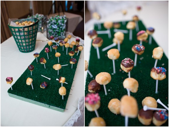 diy wedding desserts DIY Texas Wedding by Kimberly Chau Photography