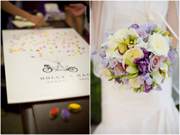 diy wedding programs DIY Texas Wedding by Kimberly Chau Photography