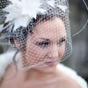 European Bridal Fascinators Inspiration Shoot