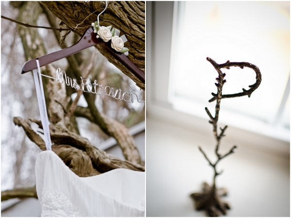 Vintage Winter Wedding Ideas