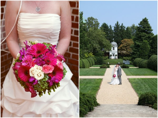 Whimsical Maryland Wedding