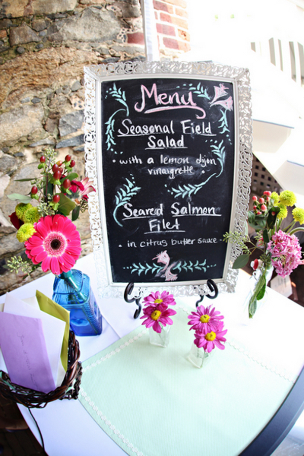 Whimsical Wedding Decorations