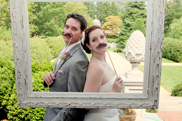 Whimsical Wedding Fun Photo Booth