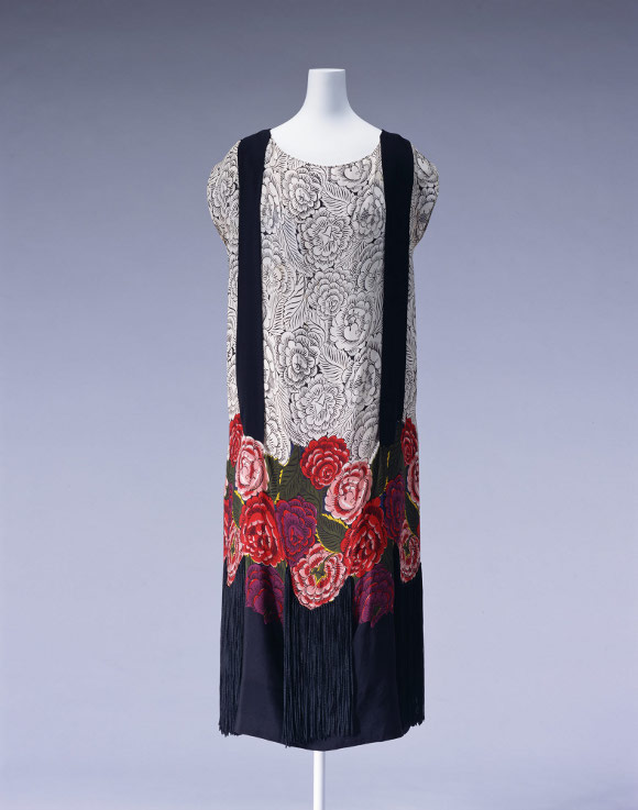 1920s Zimmerman Flapper Dress