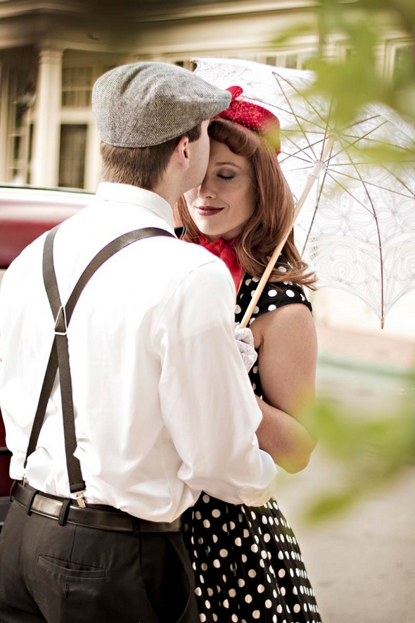 1950s Influenced Engagement