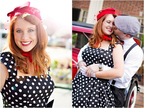 1950s Style Shoot