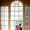 {Wedding Pic Love} Art Deco Elegance & the Arch Window