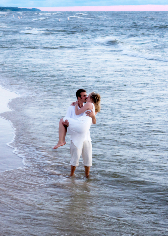 Beach Wedding Casual