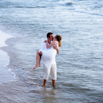 Laid Back Beach Wedding in St Joseph Michigan
