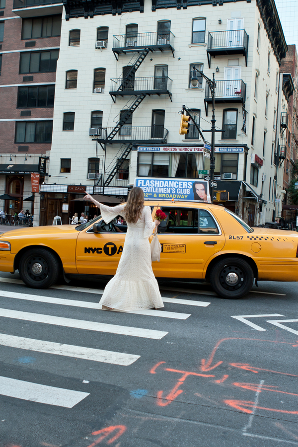 Bohemian Bride New York City