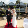 Mornington Peninsula Vineyard Wedding