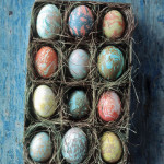 Last Minute Easter Inspiration: Easter Egg Decorating Ideas