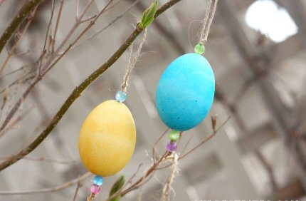 Egg Decorating Ideas - 3