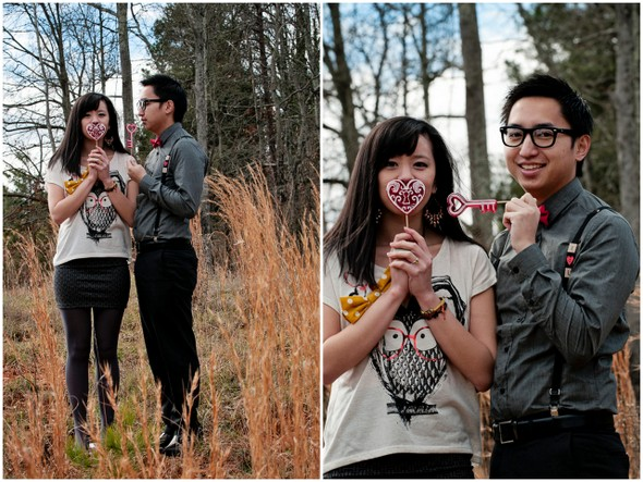 Love Shoot Lollipop Props