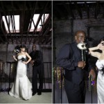 New Orleans Mardi Gras Wedding Theme Inspiration