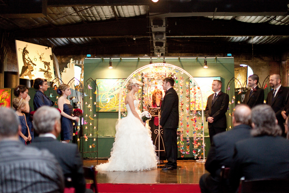 movie themed wedding ideas Whimsical Movie Theatre Wedding by Mustard Seed Photography