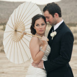 Las Vegas Desert Wedding Shoot