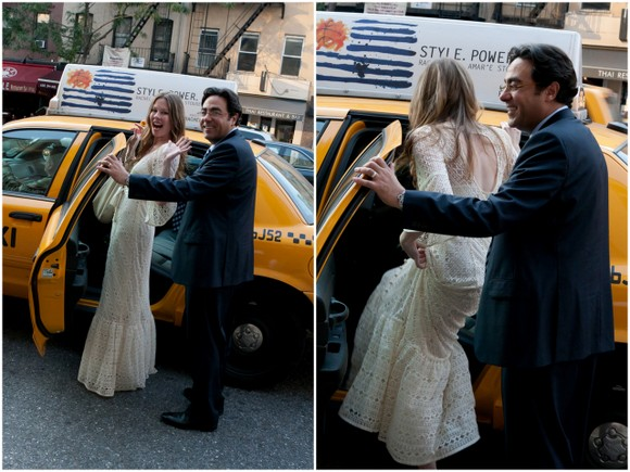 New York City Bohemian Wedding