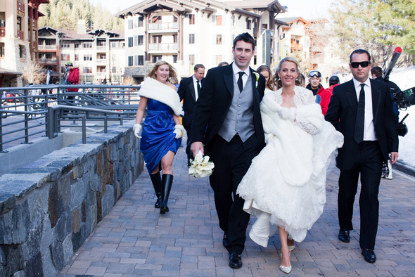 Ski Resort Wedding Ideas