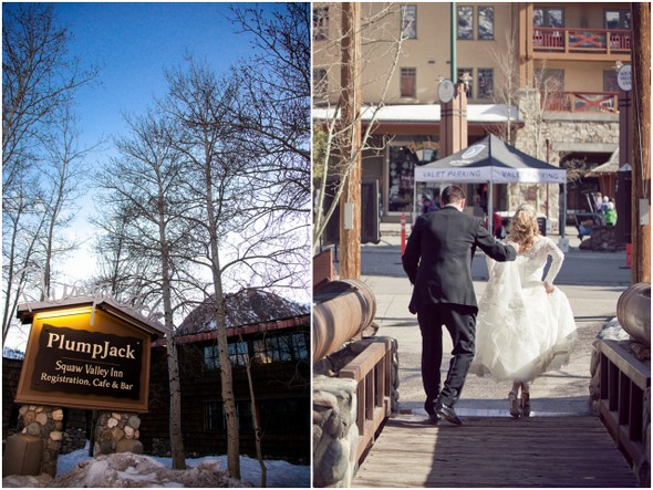 Ski Resort Wedding Plumpjack Inn
