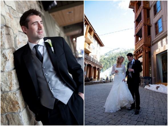 Ski Resort Wedding Style