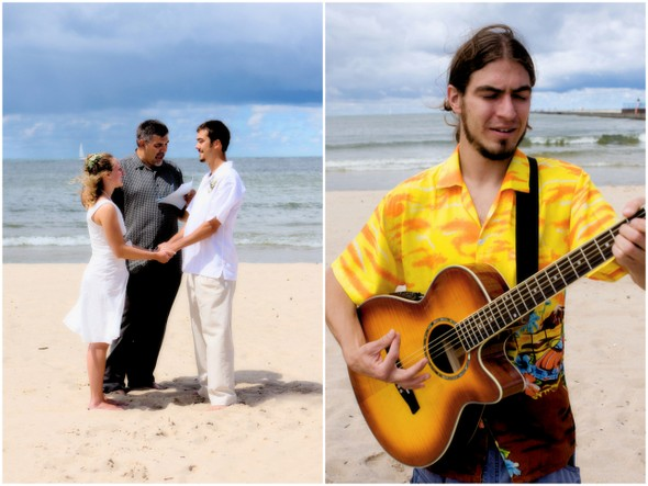 St Joseph Beach Wedding
