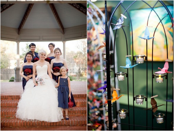 Whimsical Texas Wedding