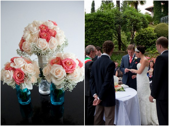Coral and Ivory Wedding Ideas