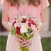 Country Garden Bridal Bouquet