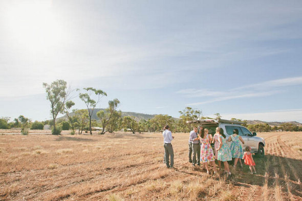 Country Wedding Western Australia