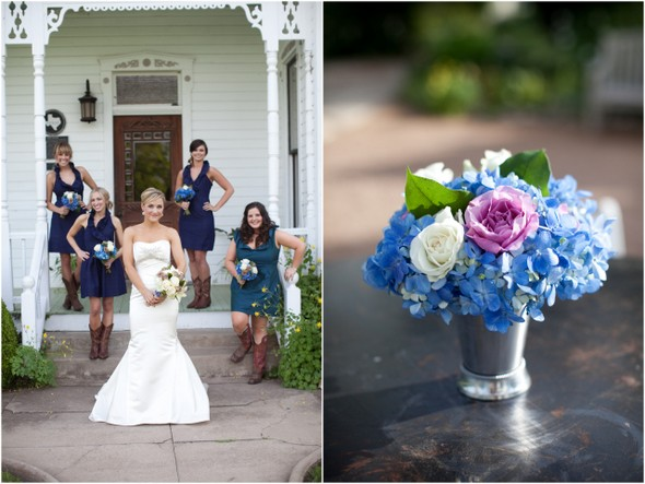 Navy and Cream Wedding Palette | Love Wed Bliss