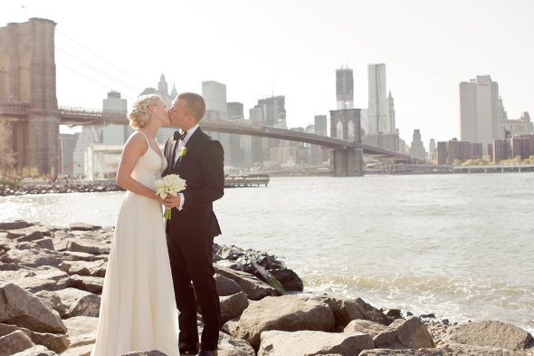 new york city intimate wedding Small & Intimate Wedding in New York City