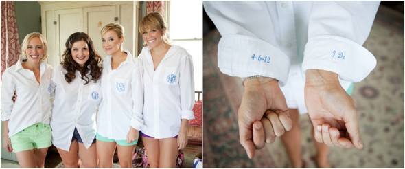 Personalised Bridesmaid Cuffs