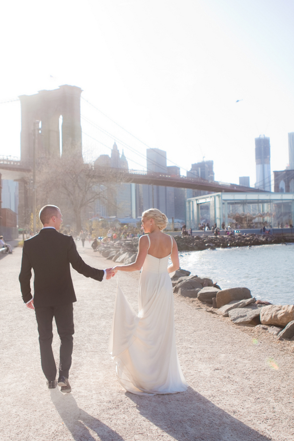 Small New York City Wedding