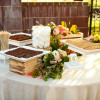 S'Mores At A Wedding! ~ Dessert Bar & Buffet Inspiration