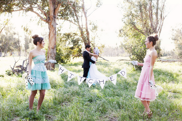 Tea Party Inspiration Wedding