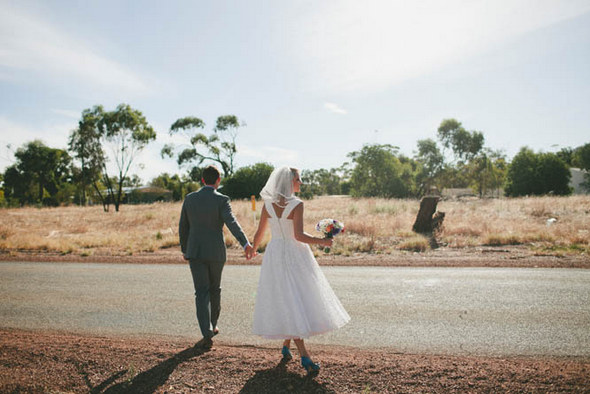 Vintage Country WA Wedding