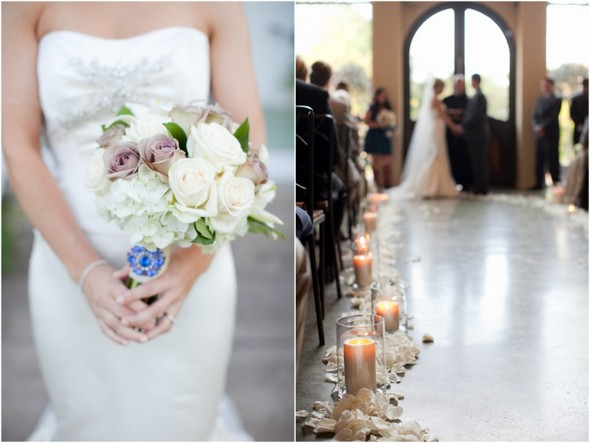 Vintage Inspired Navy & Cream Wedding by Nicole Chatham Photography ...
