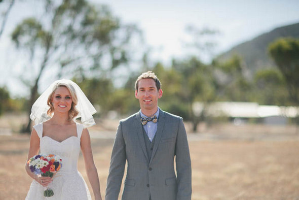 WA Country Vintage Wedding