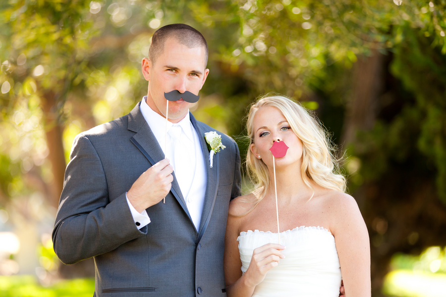Whimsical Wedding Photo Props