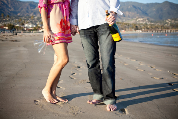 Anniversary Photos in Santa Barbara