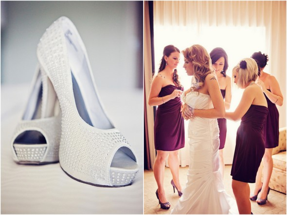 Diamente Wedding Shoes