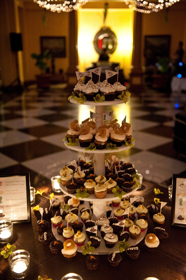 Eco Friendly Wedding Dessert Ideas